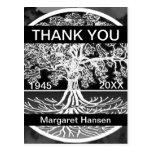 Thank You | Sympathy | Tree of Life Postcard