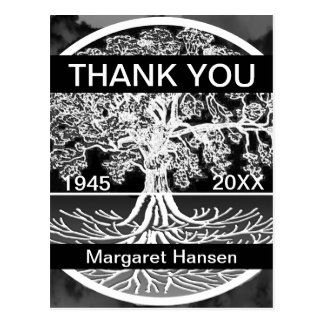 Thank You | Sympathy | Tree of Life Postcard
