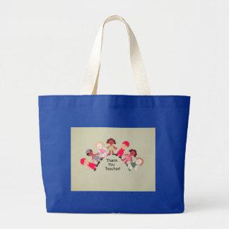 Thank You Teacher! Tote Bag