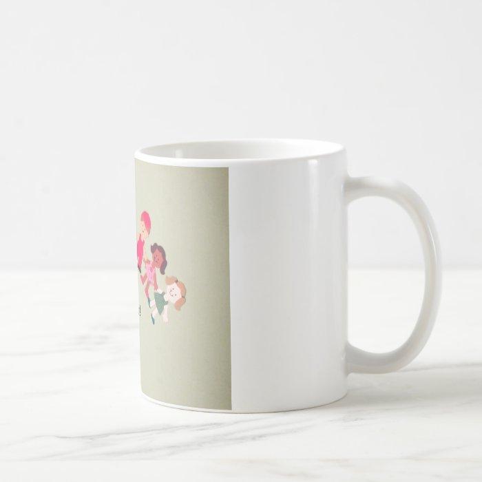 Thank You Teacher! Coffee Mug