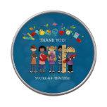 Thank You, Teacher. Gift Candy Tins for Teachers