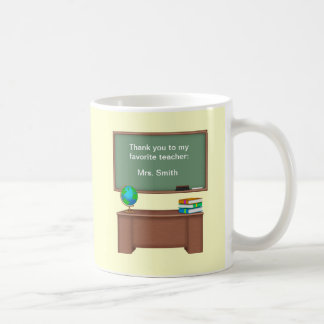Thank You Teacher Gifts Mug