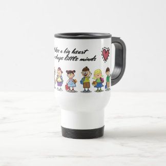 Thank You, Teacher. School kids & Quote Gift Mugs