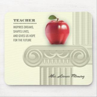 Thank You, Teacher. Teaching Quote Gift Mousepads