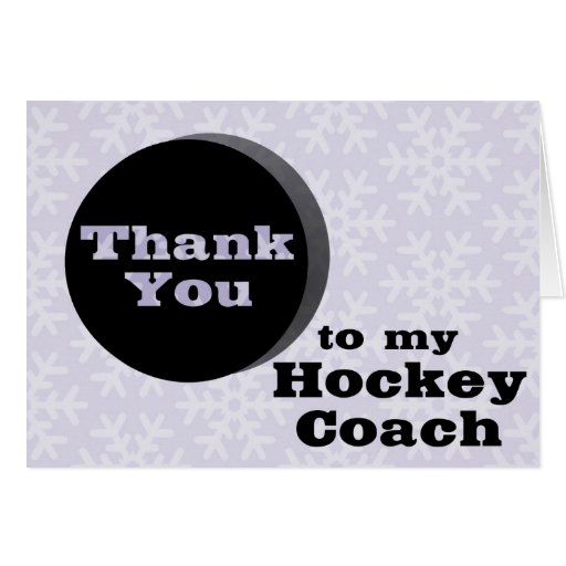 hockey thank you cards 28 images hockey thank you card