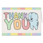 """""""Thank You"""" Tooth Card"""