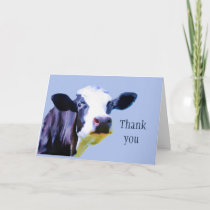 Thank you very Moo ch Funny Cow