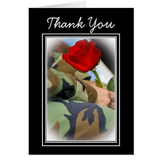 Thank You Veteran Cards