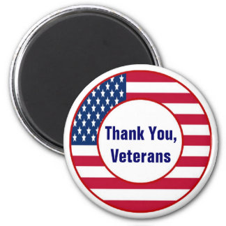 Thank you Veterans Magnet