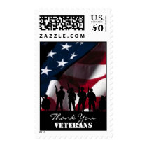 Thank You Veterans Postage