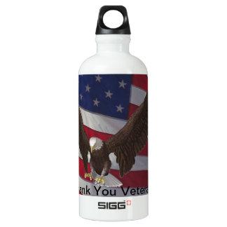 Thank You Veterans SIGG Traveler 0.6L Water Bottle