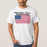 Thank You, Veterans T-shirt