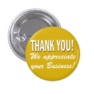 Thank you We appreciate your business Pins