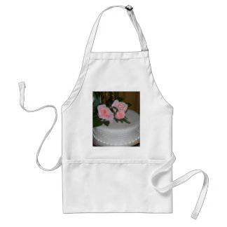 Thank you Wedding Cake Adult Apron