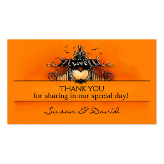 Thank You Business Cards & Templates