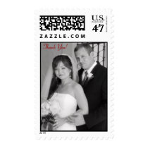Thank You, Wedding Postage
