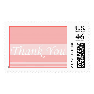 Thank You Wedding Postage Stamps