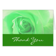 Thank you, wedding,  rose greeting cards