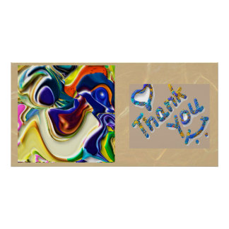 Thank You - with a Smile 2 Print