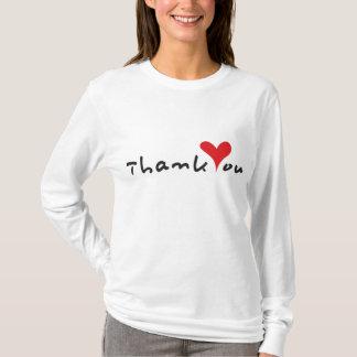 Thank You (Women) T-Shirt