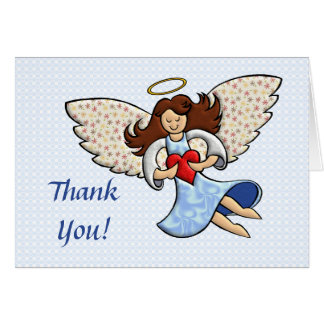 Thank You!  You're An Angel! Greeting Card