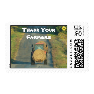 Thank Your Farmers Postage