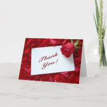 Thank Your Note Thank You Card