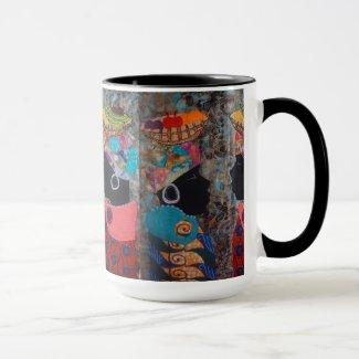 Thankful  Combo Mug, 15 oz Mug