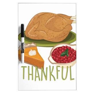 Thankful Dry-Erase Board