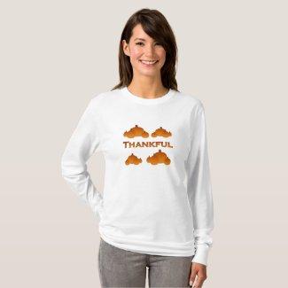 Thankful Fall Pumpkins T-Shirt
