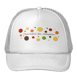 Thankful for Adoption Trucker Hat