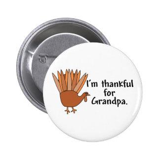 Thankful for Grandpa Button