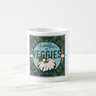 Thankful for Veggies Coffee Mug