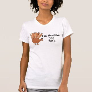 Thankful for YaYa Tshirts