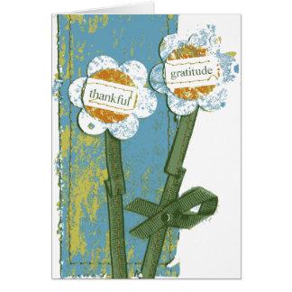 Thankful Gratitude Cards