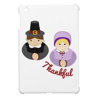 Thankful Pilgrims Cover For The iPad Mini