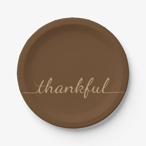 thanksgiving paper plates Make thanksgiving and fall entertaining easy with dinnerware, serveware and table decor from crate and barrel find plates, trays, wine glasses & more.