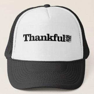 Thankful Tucker Hat