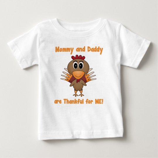 Thankful Turkey Kids T-Shirt