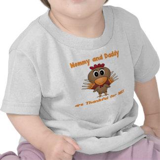 Thankful Turkey Kids T-Shirt
