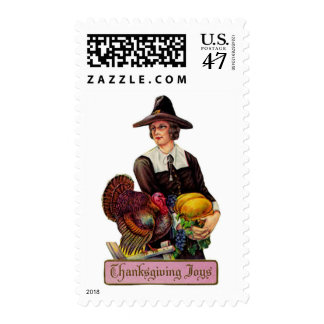 Thankgiving Joy stamp