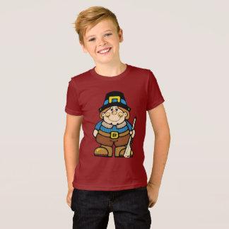 Thankgiving Man Pilgrim T-Shirt