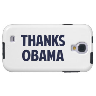 Thanks Barack Obama Galaxy S4 Case