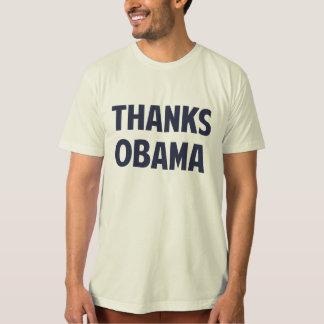 Thanks Barack Obama Tee Shirt
