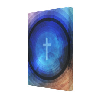 Thanks Be To God Canvas Print