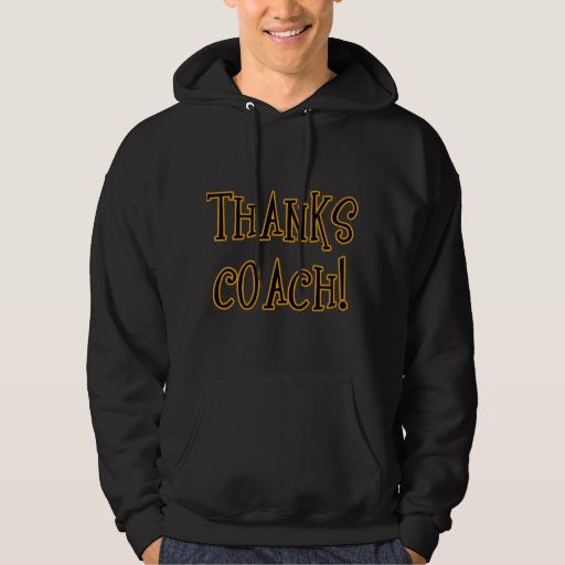 THANKS COACH! Tshirt or Gift Product