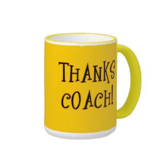 THANKS COACH! Tshirt or Gift Product Coffee Mug
