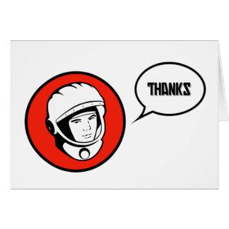 Thanks Comrade Soviet Thank You Cards