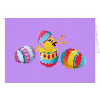 Thanks Easter Bunny, Bok, Bok! Card