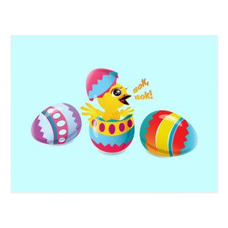 Thanks Easter Bunny, Bok, Bok! Postcard